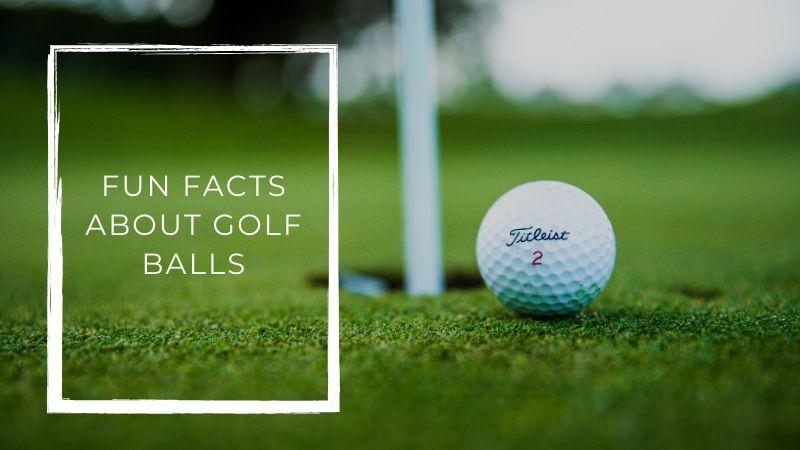 fun facts about golf balls
