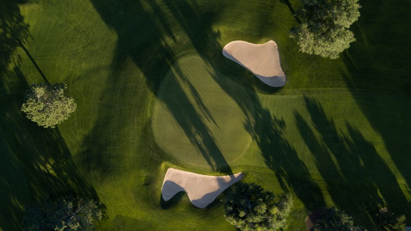Golf course 1 - Parts of a Golf Course: Golf Explained