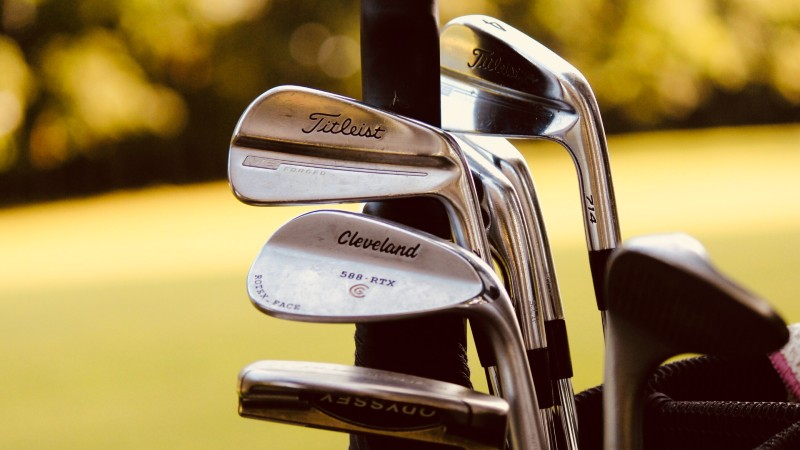 What is golf equipment called?