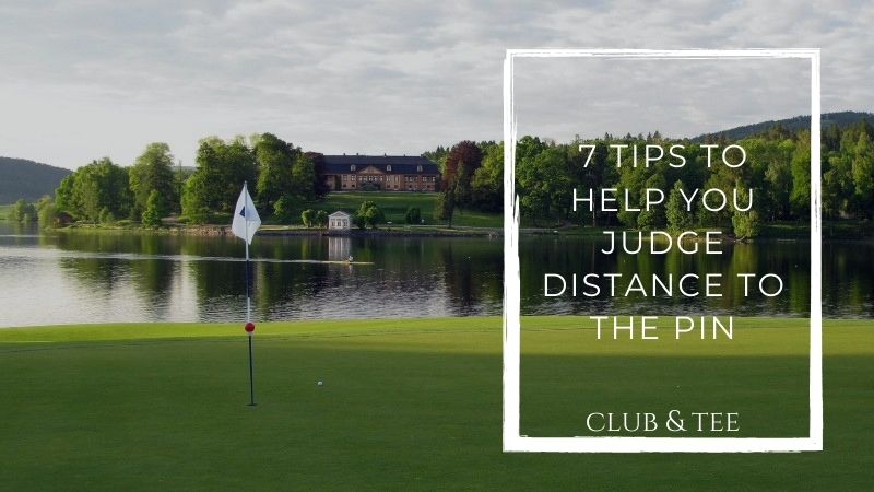 Judging distance to the pin well can help you reduce you golf score