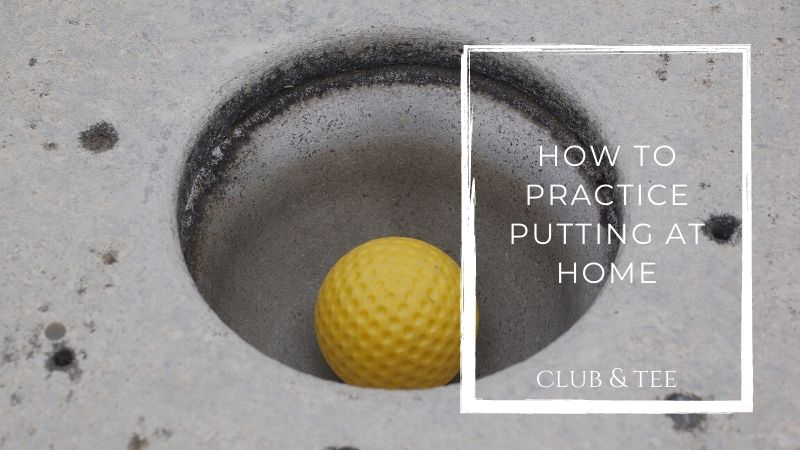 Practice Putting at Home - Get Better at Golf: Putting Drills at Home
