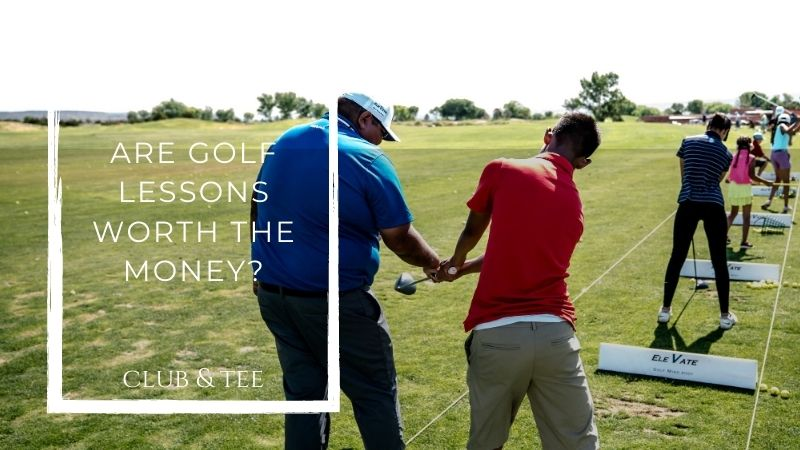golf lessons - Are Golf Lessons Worth the Money?