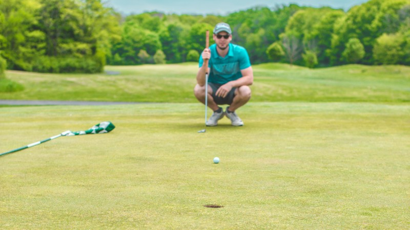 reading the green - Will a Launch Monitor Improve Your Game?