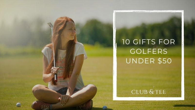 10 ideas that make great inexpensive gifts for golfers
