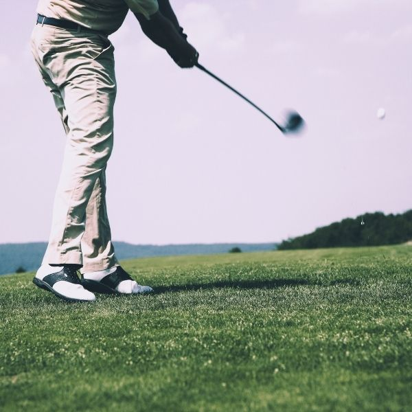 golf iron shot - Our Equipment Picks