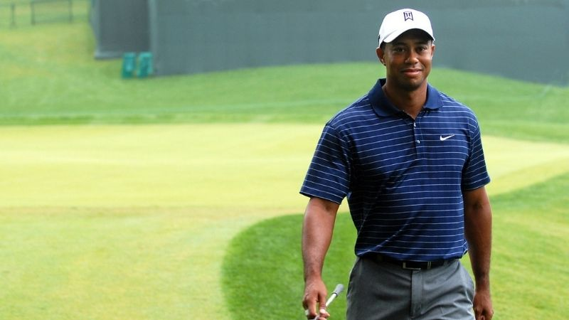 tiger woods - What are the Odds of Becoming a Professional Golfer?