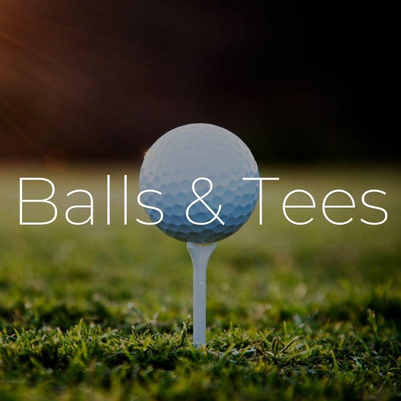 balls tees - Making Golf Easier