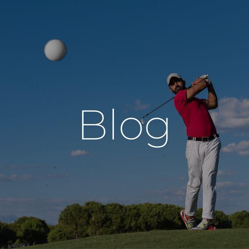 blog - Making Golf Easier