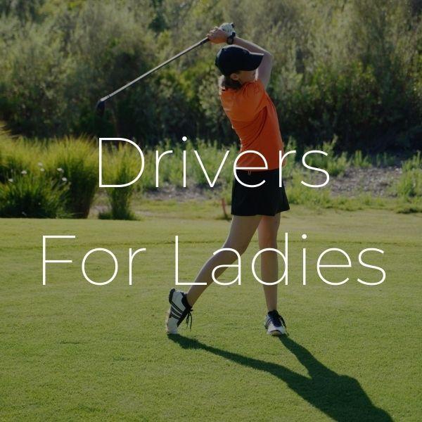 drivers ladies - Drivers & Woods