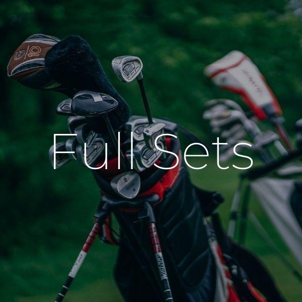 full set golf clubs - Clubs
