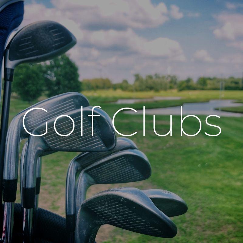 golf clubs - Making Golf Easier