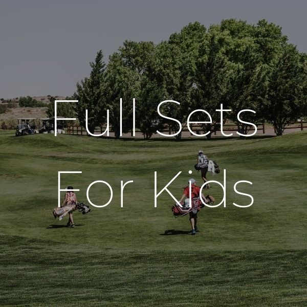 golf clubs kids 1 1 - Full Sets of Golf Clubs