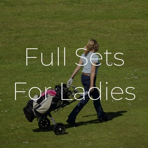 golf clubs ladies - Full Sets of Golf Clubs