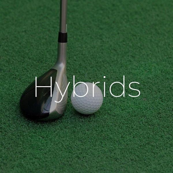 hybrids - Clubs