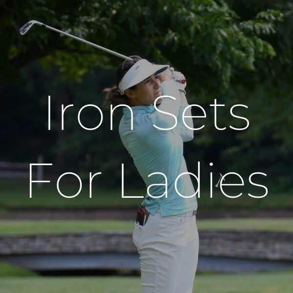 iron sets for ladies - Irons & wedges