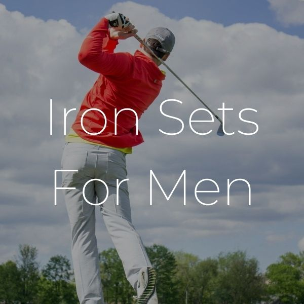 iron sets for men - Irons & wedges
