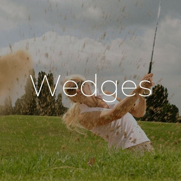 wedges 2 - Irons & wedges