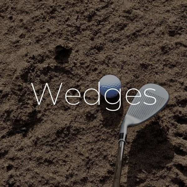 wedges - Clubs