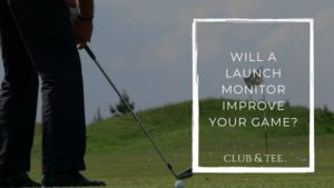 launch monitor improve game - Clubs
