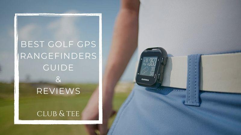 Best golf gps rangefinders