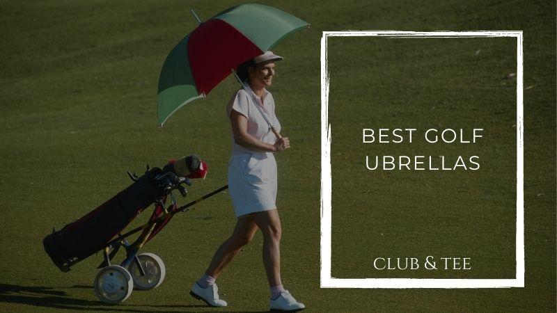 best golf umbrellas - 11 Best Golf Umbrellas – Review & Buying Guides