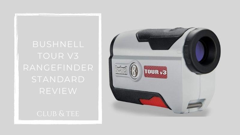 Bushnell tour v3 rangefinder standard review