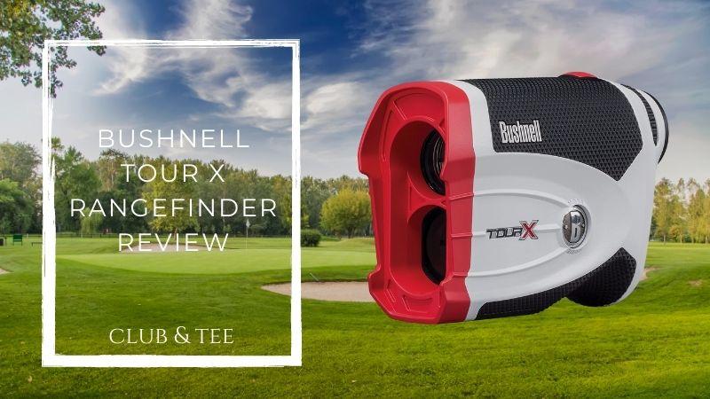 Bushnell tour x rangefinder review